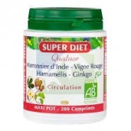 Super Diet Quatuor Bio Circulation Comprimés x 200