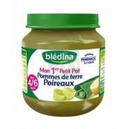 Blédina Petit Pot Poireaux 130 g