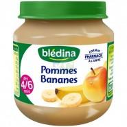 Blédina Petit Pot Pommes Bananes 130 g