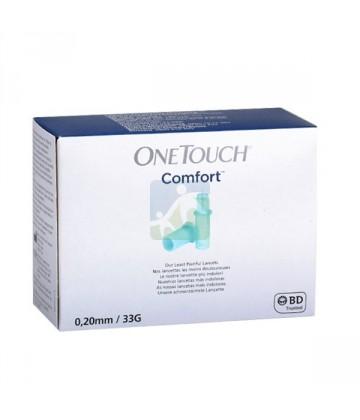 OneTouch Comfort Lancettes stériles  x 200
