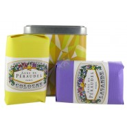 Anne De Péraudel Coffret Métal Jaune Savons Parfumés 4 x 100 g