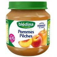 Blédina Petit Pot Pommes Pêches 130 g