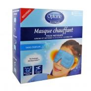 Optone ActiMask Masque Chauffant Yeux Fatigués Sans Parfum x 8