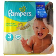 Pampers New Baby Taille 3 x 29
