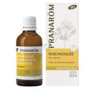 Pranarôm Huile Végétale Rose Musquée Bio 50 ml