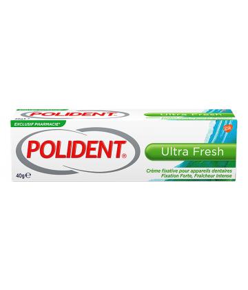 Polident Crème Fixative Ultra Fresh 40 g
