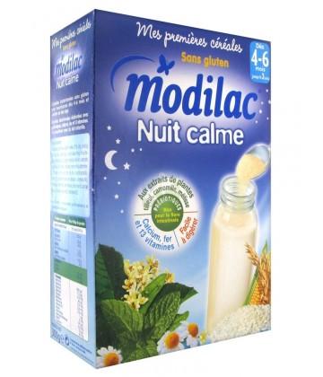 Modilac Mes Premières Céréales Nuit Calme 300 g