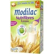 Modilac Les Céréales de Bébé Nutrifibres 300 g