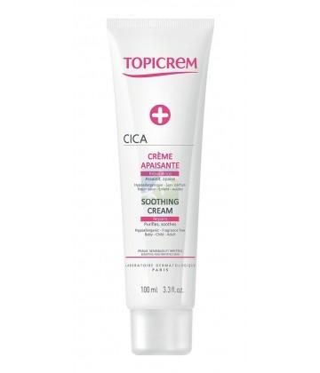 Topicrem Cica+ Crème Réparatrice 100 ml