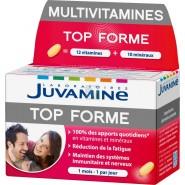 Juvamine Multivitamines Top Forme x 30