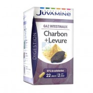 Juvamine Phyto Charbon + Levure x 45