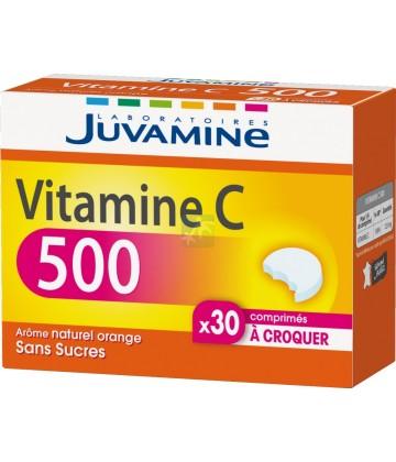 Juvamine Vitamine C 500 x 30