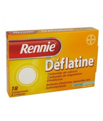Rennie Déflatine x 18