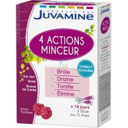 Juvamine Cocktail Minceur 4 actions x 14
