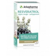 Arkogélules Resveratrol x 45