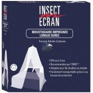 Insect ecran Moustiquaire Imprégnée Longue Durée Adulte x 1
