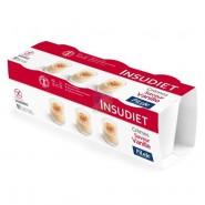 PiLeJe Insudiet Crème Vanille Sans Gluten 3 x 150 g