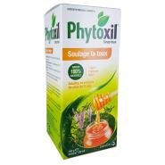 Phytoxil Sirop Thym Plantain Miel 180 g