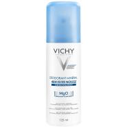Vichy Déodorant Minéral 48h Aérosol Sans Sels d'Aluminium 125 ml