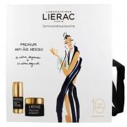 Lierac Coffret Premium Crème Soyeuse 50 ml + Crème Regard Anti-Age Absolu 15 ml OFFERT