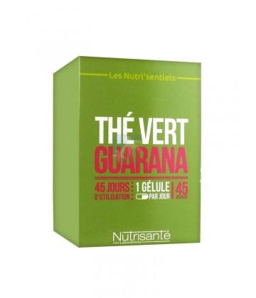 Nutrisanté Les Nutri'sentiels Thé vert Guarana x 45