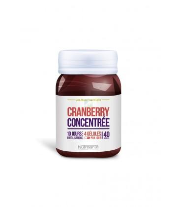 Nutrisanté Les Nutri'Sentiels Cranberry 50 mg PACS x  20