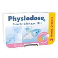 Physiodose Mouche-Bébé avec Filtre + 3 Filtres Offerts