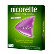 Nicorette Inhaleur 10 mg x 6