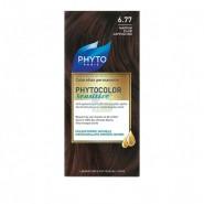 Phyto Phytocolor Sensitive 6.77 Châtain Marron Clair 100 ml