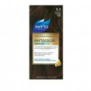 Phyto Phytocolor Sensitive 5.3 Châtain Clair Doré 100 ml