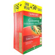Super Diet Ginseng Gelée Royale Acérola Bio x 20 + 10 Offertes