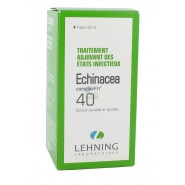 Lehning n°40 Echinacea Infections 30 ml