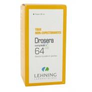 Lehning n°64 Drosera Toux 30 ml