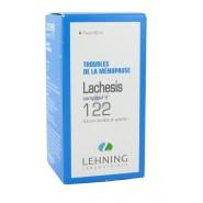 Lehning n°122 Lachesis Ménopause 30 ml