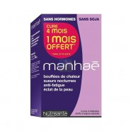 Manhaé Féminité Ménopause 4 Mois x 120