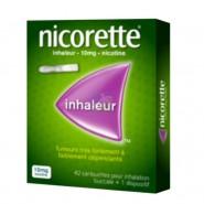 Nicorette Inhaleur 10 mg x 42
