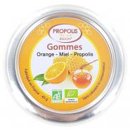 Redon Gommes Orange Miel Propolis x 24