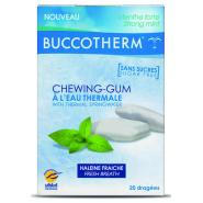 Buccotherm Chewing-Gum à L'Eau Thermale x 20