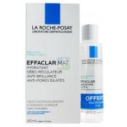 La Roche-Posay Effaclar Mat 40 ml + Eau Micellaire Purifiante 50 ml OFFERTE