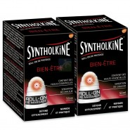 SyntholKiné Roll-On de Massage 2 x 50 ml