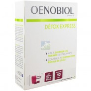 Oenobiol Detox Express Sureau et Fruit du Dragon x 10
