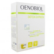 Oenobiol Detox Express Citron Gingembre x 10
