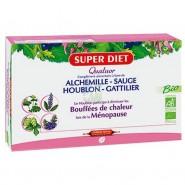Super Diet Quatuor Bio Ménopause x180