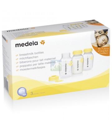 Medela Biberons pour Lait Maternel 3 x 150 ml