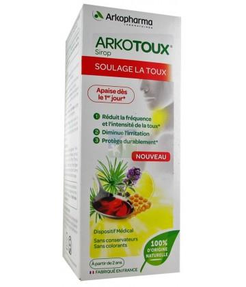 Arkopharma Arkotoux Sirop 140 ml