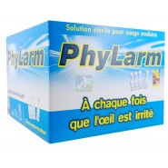 PhyLarm 0,9% Solution Oculaire Unidoses 2 ml x 16
