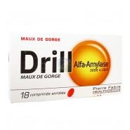 Drill Alfa-Amylase 3000 U Comprimés x 18