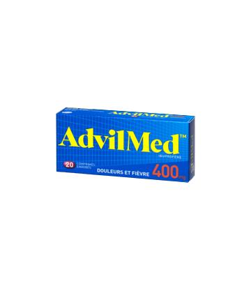 AdvilMed 400 mg Comprimés enrobés x 20