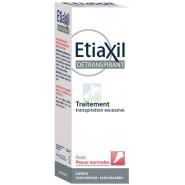 Etiaxil Pieds Traitement Détranspirant Peaux Normales 100 ml
