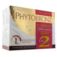 Phytobronz Autobronzant Hâle Naturel Sans Soleil 2 x 30